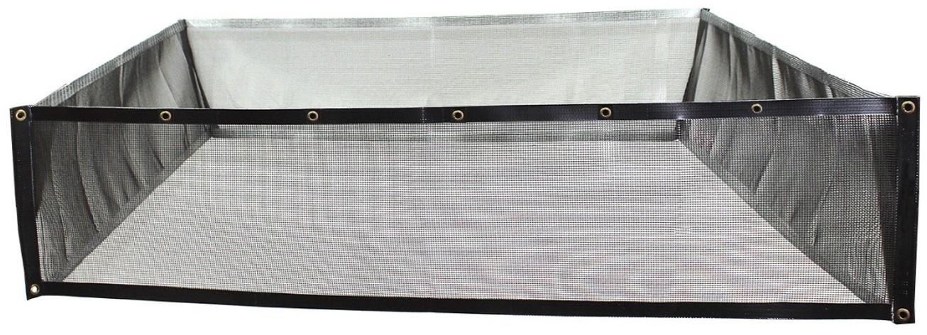Comedouro Malha 1,5x2,0 ERNET P-B Linha B