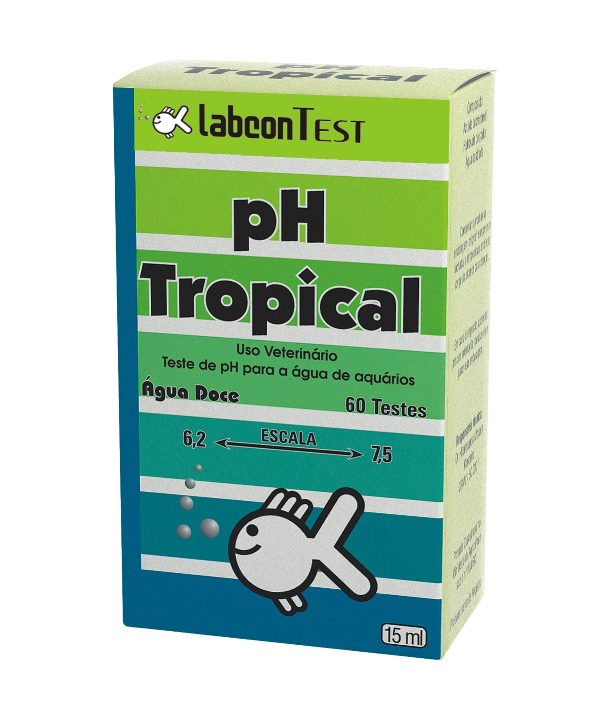 Teste de pH