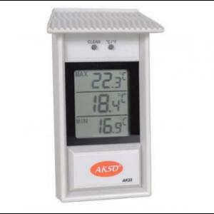 Termômetro Digital de Máxima e Mínima - AK23