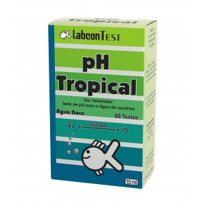 Teste de pH Tropical