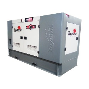 Gerador a Diesel - TDMG40SE3D