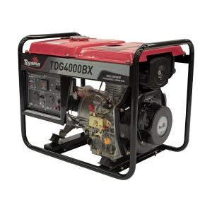 Gerador a Diesel - TDG4000BX