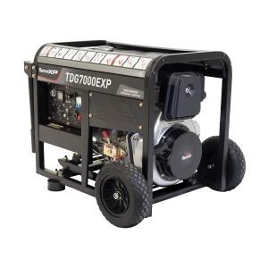 Gerador a Diesel - TDG7000BX