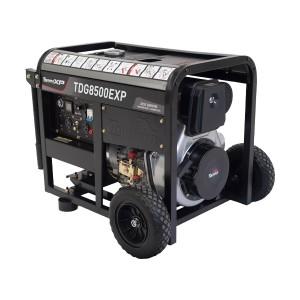 Gerador a Diesel - TDG8500BX