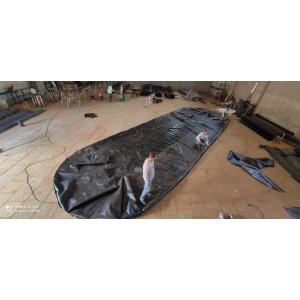 Bag Retangular PEAD 138.000 Litros (24mx5m)