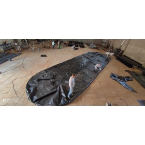 Bag Retangular PEAD 243.000 Litros (35mx6m)